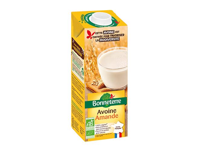 lait d'avoine bio